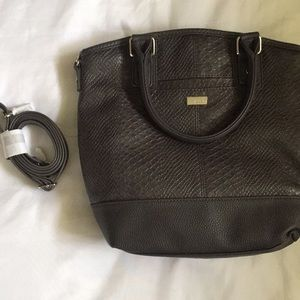 """Thirty One """"Paris Montreal """" bag  City Charcoal"""